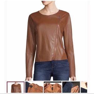 Carmel Leather Jacket